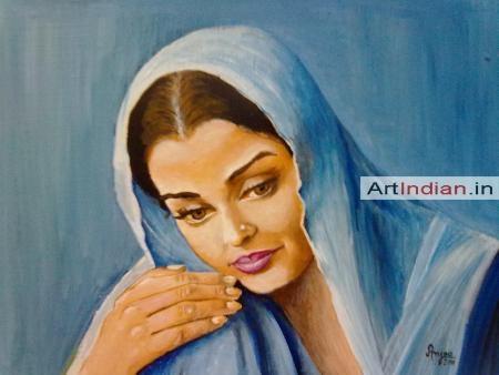 Aishwarya Rai by anjoo.johri001@yahoo